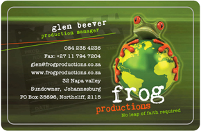 Frog Productions