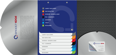 Smooth Edge Brochure Design