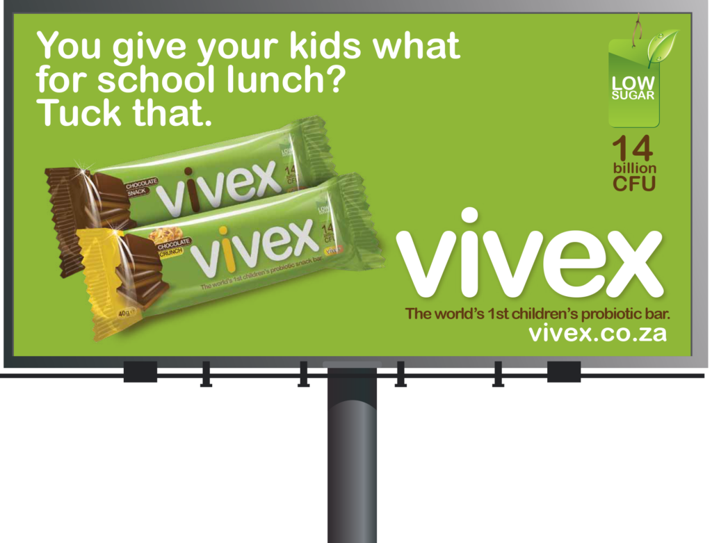 Vivex 6mx3m billboards 1-6