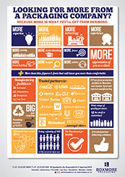 CORPORATE infographic ad options